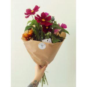 Bouquet bio Liège, Belgique Ginger Flower