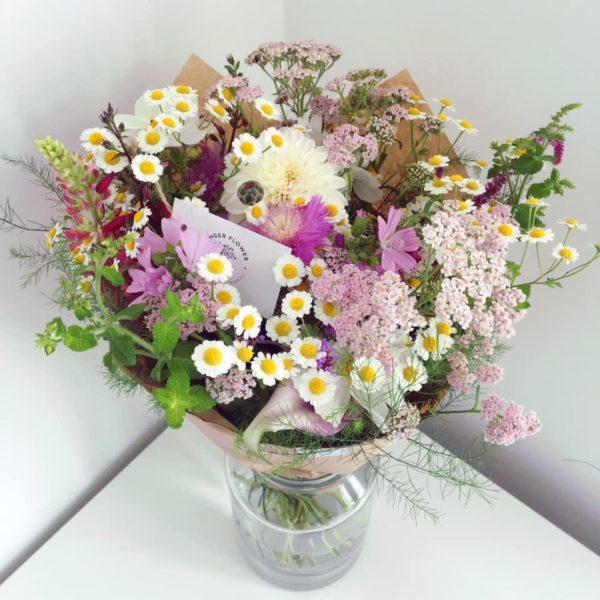 Ginger Flower - Bouquet de fleurs locales Belgique