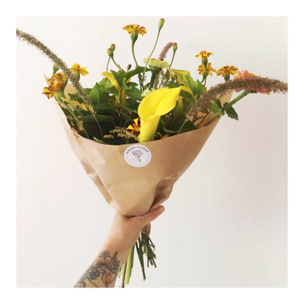 Ginger Flower Be, fleuriste éco-responsable