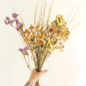 Bouquet médium fleurs séchées Ginger Flower