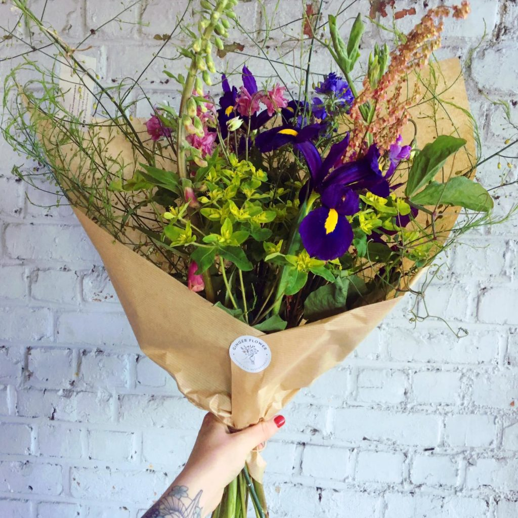 Ginger Flower - Bouquet medium