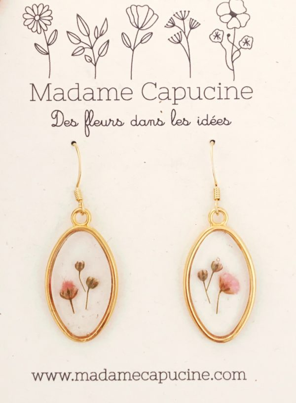 BO Madame Capucine - Ginger