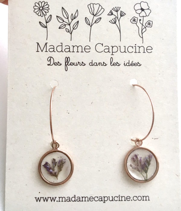Madame Capucine - Ginger Flower