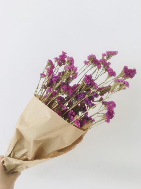 Fleurs séchées vrac - statice