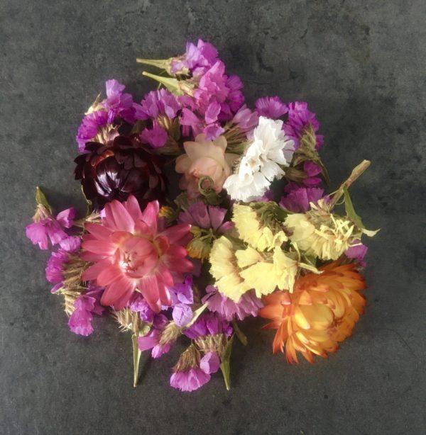 Confettis fleurs séchées Ginger Flower
