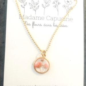 Collier Madame Capucine