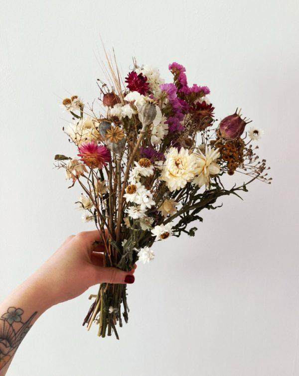 Petit bouquet de fleurs séchées Ginger Flower