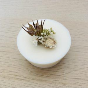 Fondant fleuri Madame Capucine - Ginger Flower