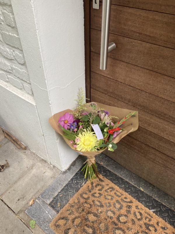 Bouquet de fleurs locales Ginger Flower