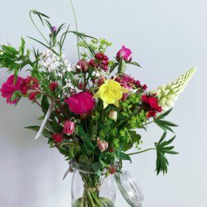 Bouquet medium Ginger Flower