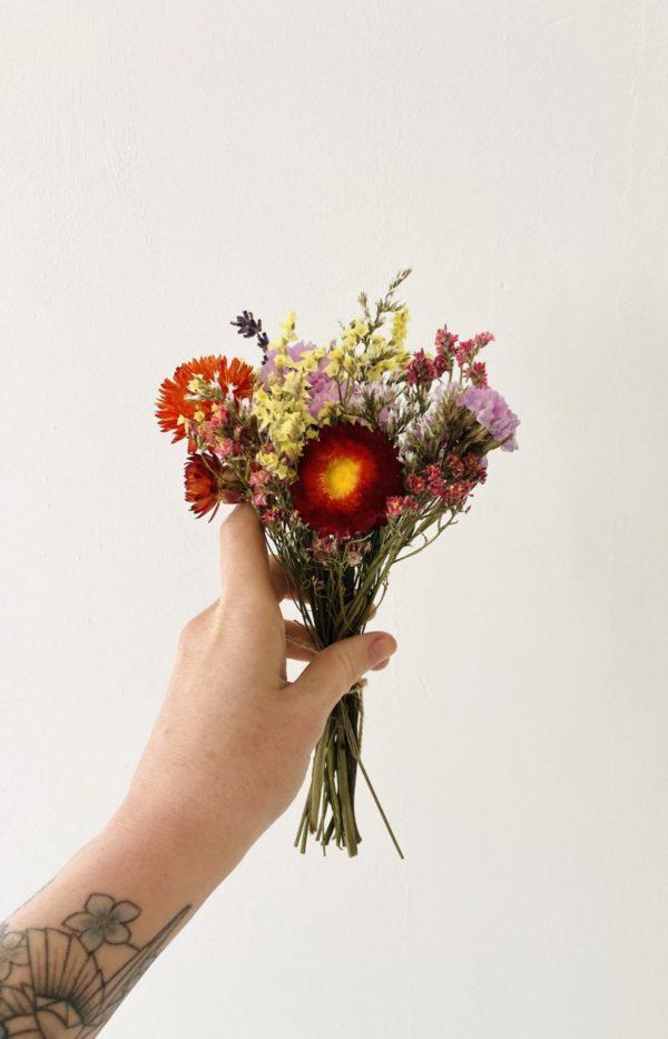 Bouquet de fleurs séchées Ginger Flower